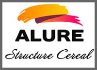 ALURE STRUCTURE CEREAL (АЛЮР Структура Крупа) декоративная штукатурка для стен