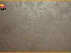 Декоративная краска для стен - ALURE CRYSTALLINE NANO GOLD. Российская декоративная краска АЛЮР КРИСТАЛЛИН НАНО ЗОЛОТО.