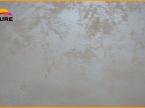 Декоративная краска для стен  ALURE CRYSTALLINE NANO SILVER. Российская декоративная краска АЛЮР КРИСТАЛЛИН НАНО СЕРЕБРО.