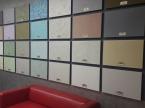 Декоративная краска и штукатурка для стен ALURE в ТЦ Можайский двор