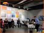 Мастер-класс по нанесению декоративной краски ALURE в Санкт-Петербурге