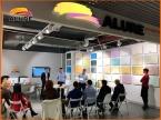 Мастер-класс по нанесению декоративных покрытий для стен ALURE в Санкт-Петербурге